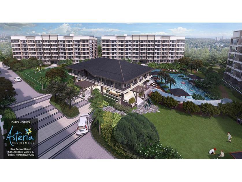 Condominium For Sale in San Isidro Sucat, San Isidro, Metro Manila