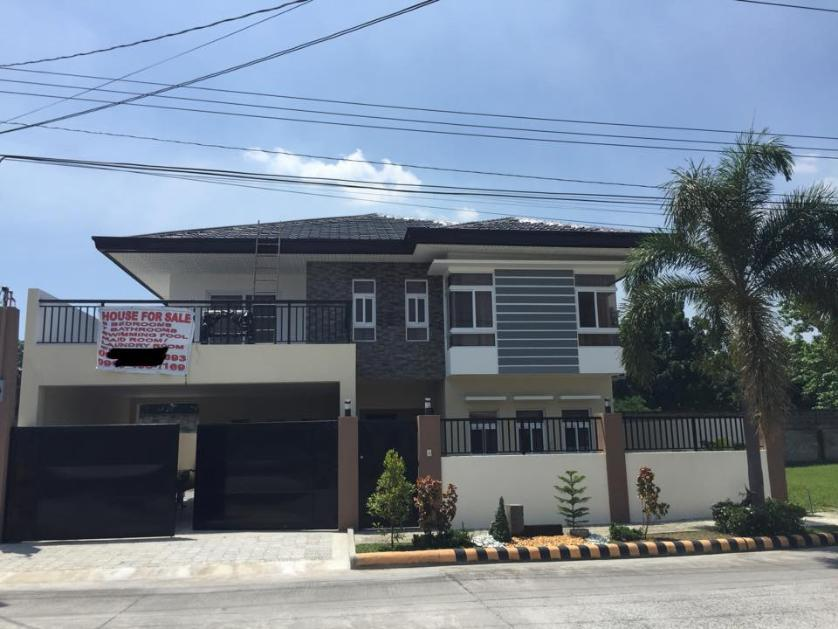 375 houses and lots for sale in angeles pampanga persquare for 2 houses on one lot for sale