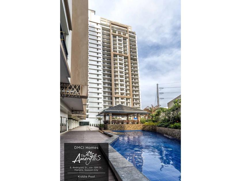 Condominium For Sale in The Amaryllis, Mariana (new Manila), Metro Manila