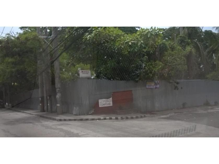Commercial Lot for Sale along C5 Libis, Quezon City