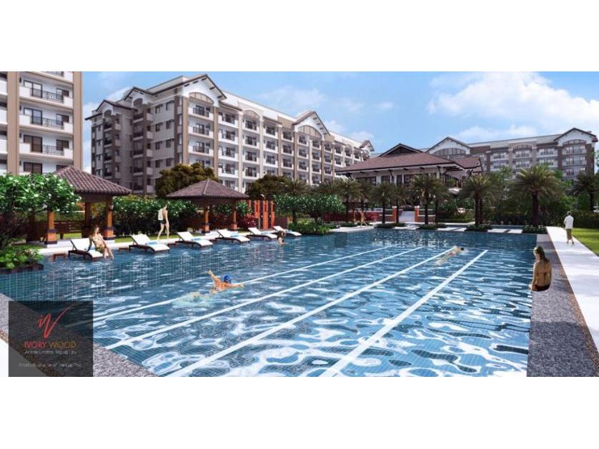 Condominium For Sale in Ivorywood, Ususan, Metro Manila