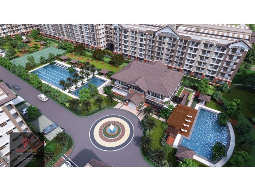 Condominium For Sale in Ivory Wood, Ususan, Metro Manila