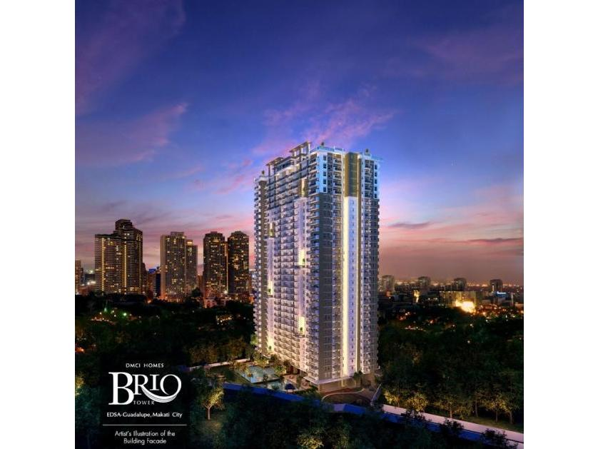 Condominium For Sale in Brio Tower, Guadalupe Viejo, Metro Manila