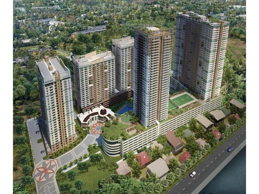 Condominium For Sale in Tivoli Garden Residences 69 Coronado Mandaluyong 1550 Metro Manila, Hulo, Metro Manila