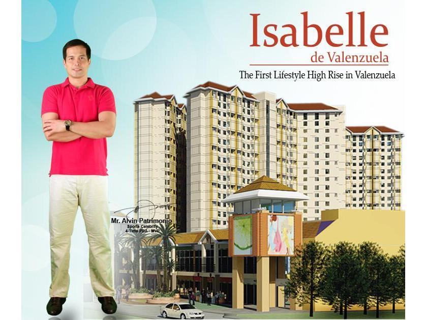 Condominium For Sale in Along Mc Arthur Highway Valenzuela City Adjacent To Fatima University, Marulas, Metro Manila