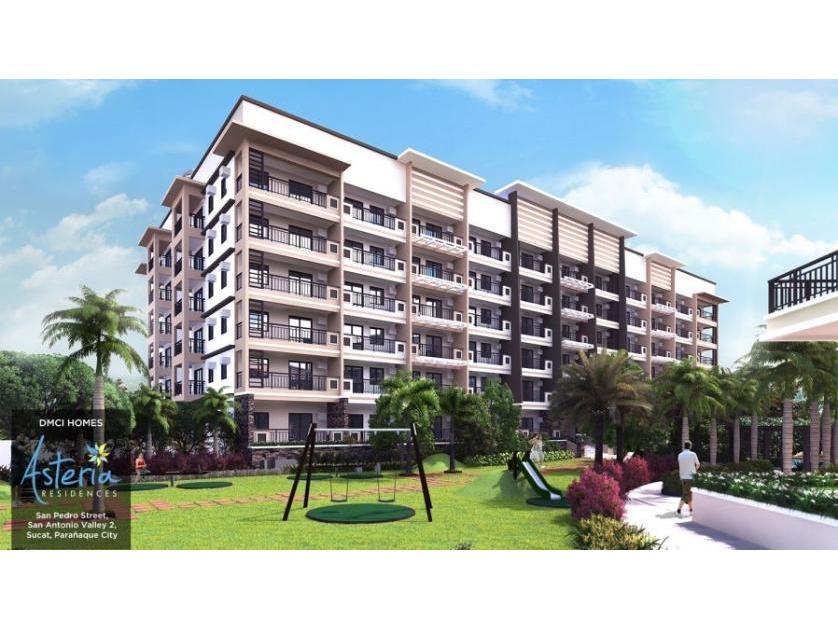 Condominium for sale in Asteria Residences, San Dionisio, Metro Manila