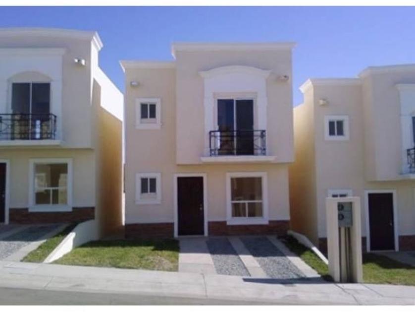 8 casas en venta en residencial verona tijuana baja for Casas jardin veranda tijuana