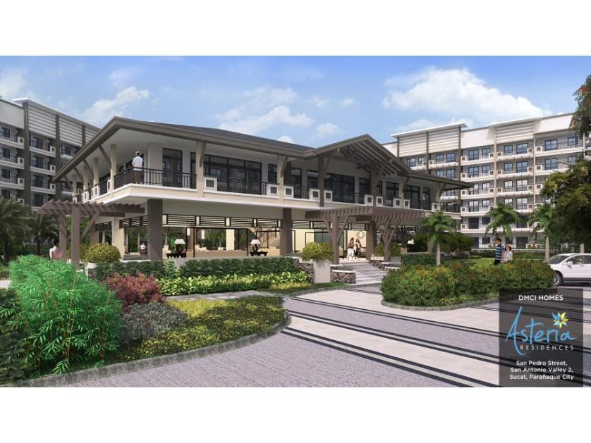 Condominium For Sale in San Pedro Street, San Antonio Valley 2, Barangay San Isidro, Sucat, Parañaque City, Philippines, San Isidro, Metro Manila
