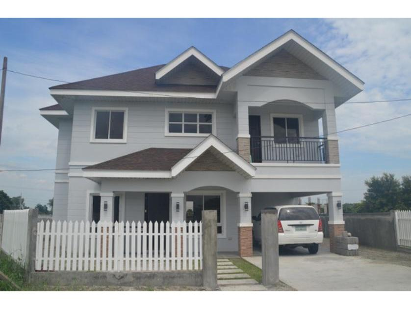 Brand New Two Storey House for Sale in San Fernando