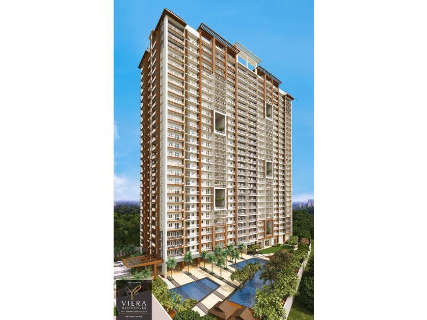 Condominium For Sale in Viera Residences, Obrero (tomas Morato), Metro Manila