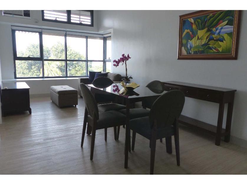 Condominium for rent in Pacific Rim Drive, Filinvest Corporate City, Alabang, Metro Manila