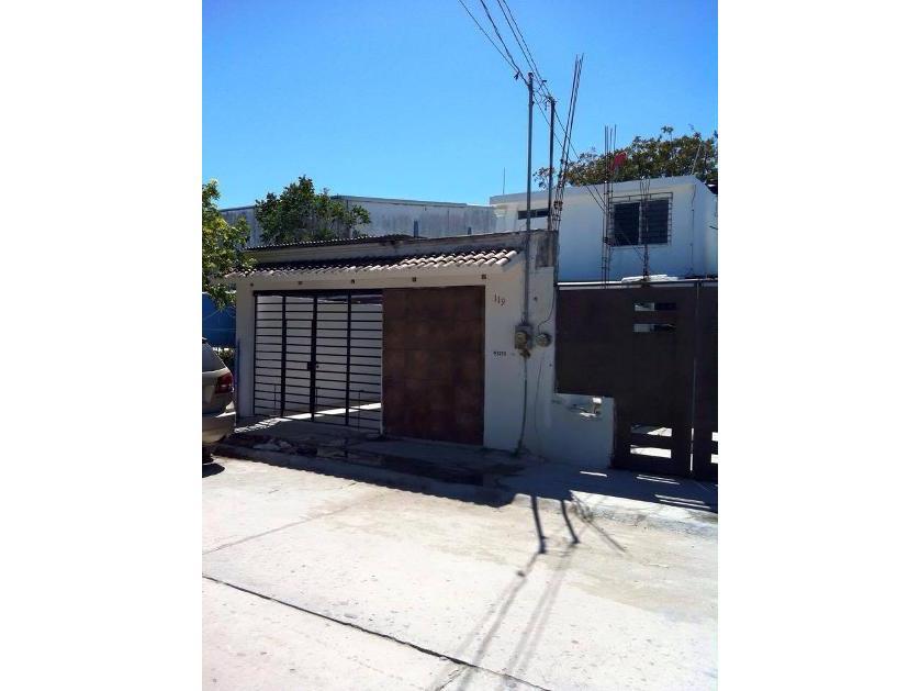 Casa en  renta en 119, Ciudad Del Carmen