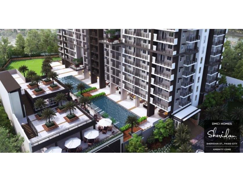 Condominium For Sale in Sheridan St. Mandaluyong City, Buayang Bato, Metro Manila