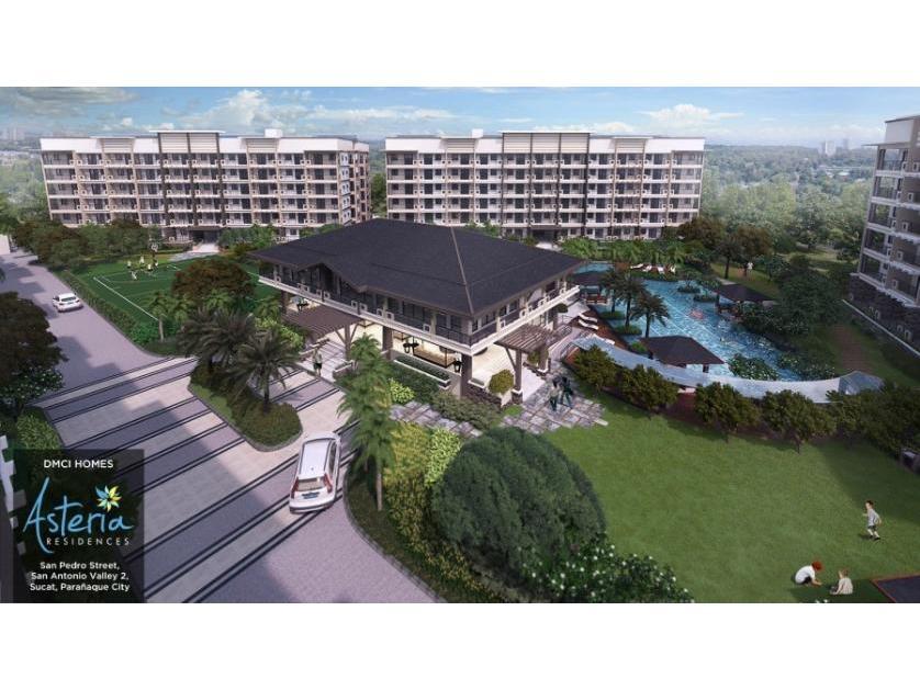 Condominium For Sale in San Antonio Valley 2, Paranaque City, San Antonio, Metro Manila