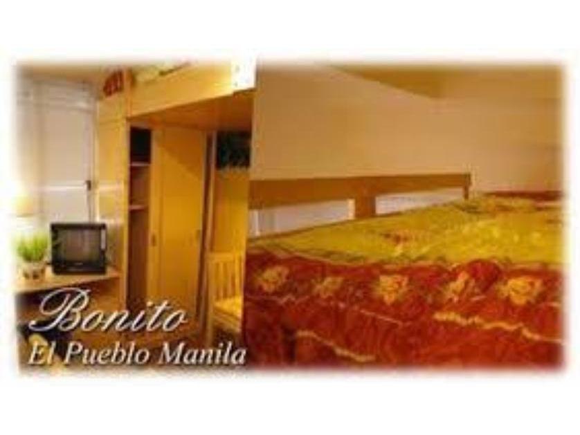 Condominium For Rent in El Pueblo Condomitel Beside Pup Manila Near Stop And Shop, Santa Mesa District, Metro Manila
