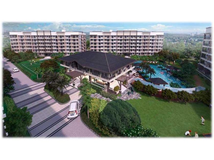 Condominium For Sale in San Antonio Valley 2 Paranaque City, San Antonio, Metro Manila