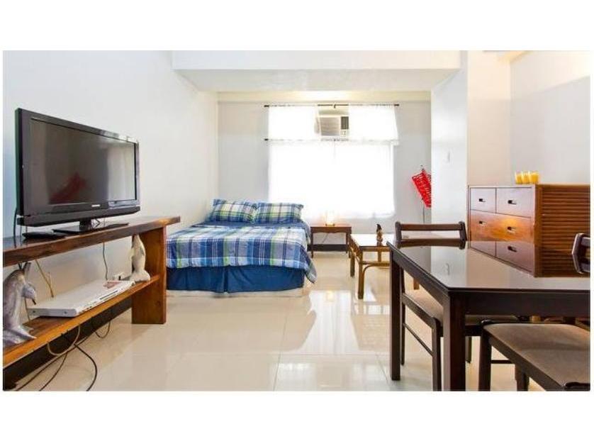 Condominium For Rent in 4b Tower 3, Manhattan Parkway Residences, Gen Malvar Ave, Brgy Socorro, Cubao, Metro Manila
