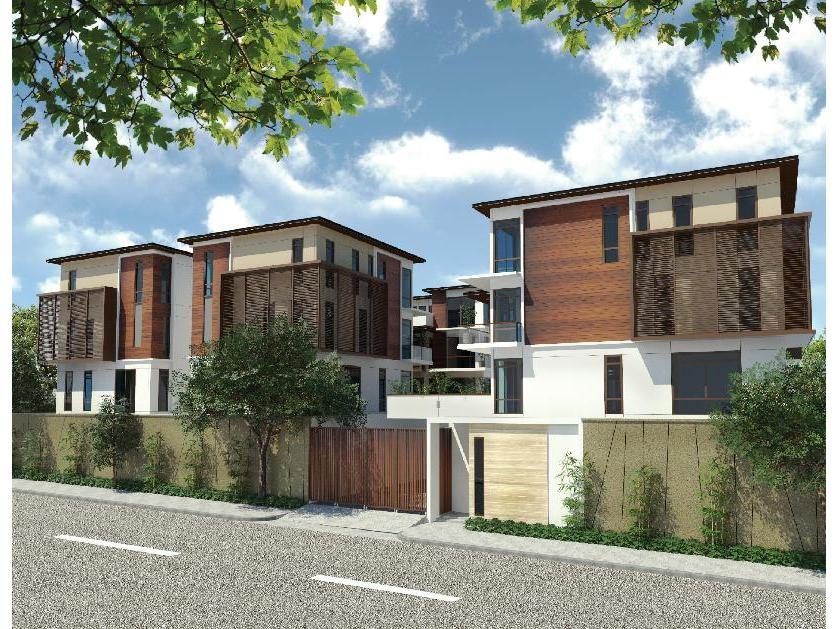 Townhouse For Rent In New Manila Quezon City | Europe Real Estate ...