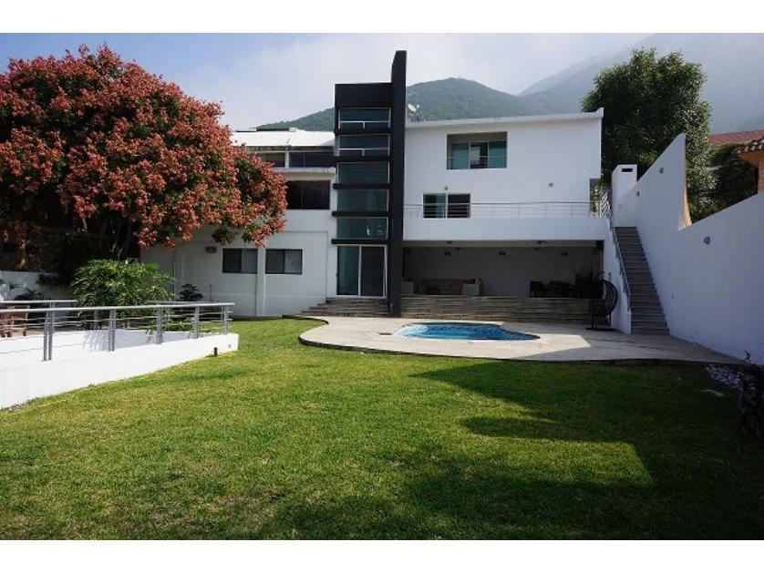 Venta casa en la escondida monterrey 161263 for Casas en monterrey