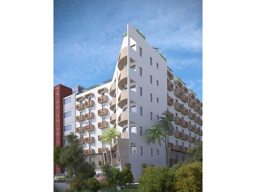 Departamento en Venta en Circuito Xcacel, Sm 48, Mz 4, Nuevo Centro Urbano, Playa Del Carmen