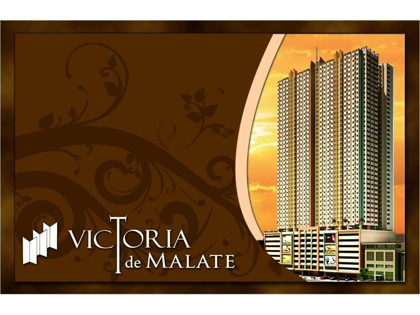 Condominium For Sale in Angel Linao Corner Quirino Ave Malate Manila, Malate District, Metro Manila