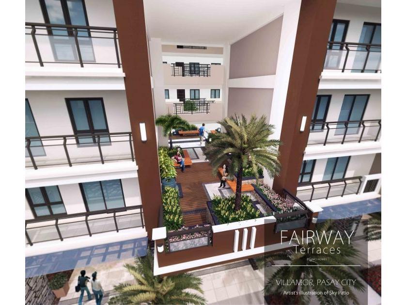 Development For Sale in Villamor (newport City), Metro Manila
