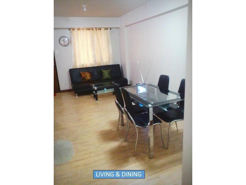 Condominium For Rent in Unit 519, Raja Bldg., East Raya Gardens, Mercedes Ave, Pasig City, San Miguel, Metro Manila