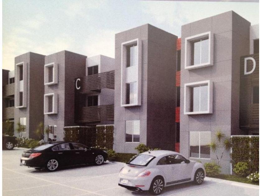 Departamento en Renta en Condominios Bonaterra, Tijuana, Baja California