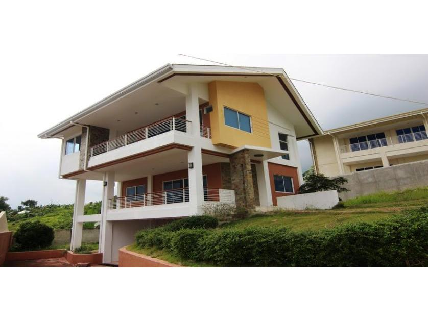 Overlooking Brand New House for Sale in Talisay Cebu