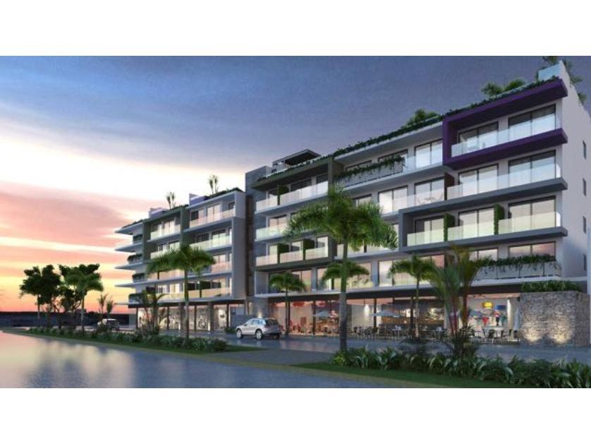 Departamento en Venta en Avenida Constituyentes Y Calle 25, Playa Del Carmen, Quintana Roo