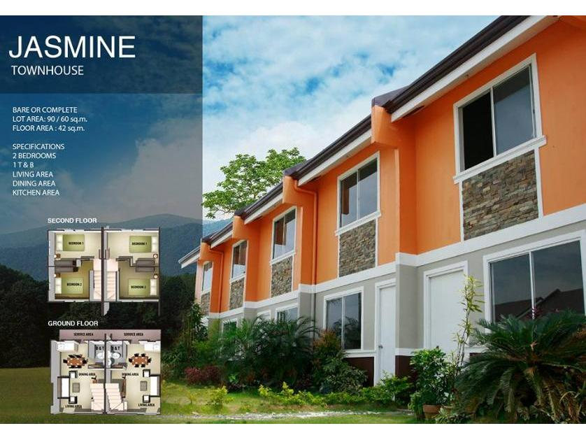 House and lot   for sale in Blk 9 Lot 16 Mango St. Springville West 3 Molino, Dasmariñas