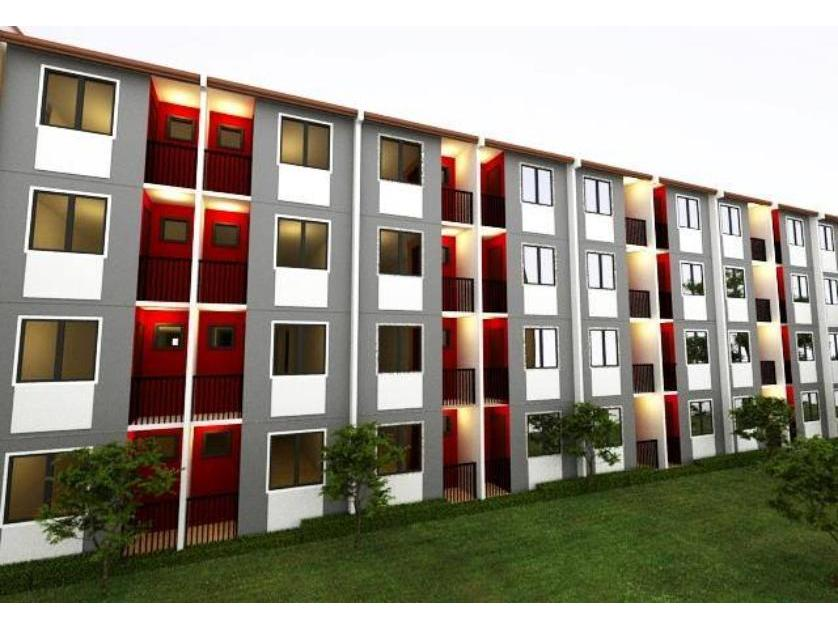 Condominium For Sale in Brgy.cupang Muntinlupa City, Muntinlupa, Ncr