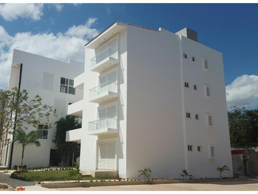 Departamento en Venta en Selvamar, Playa Del Carmen