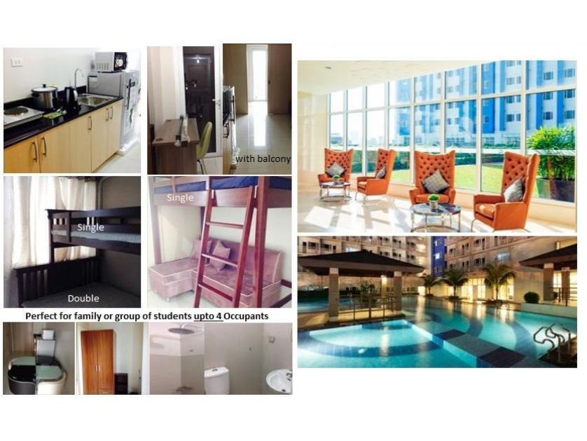 Condominium For Rent in Espana Bldvd. Florentino St. Cor. Mayon Ave. Brgy. Sta. Teresita, Santa Teresita, Metro Manila