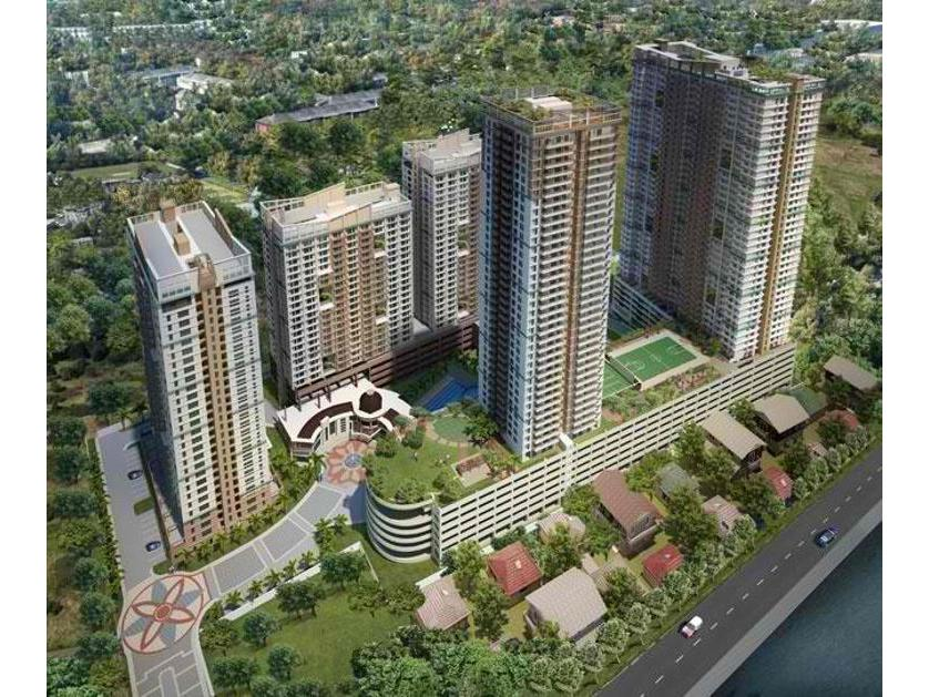 Condominium For Sale in Coronado St. Mandaluyong City, Addition Hills, Metro Manila