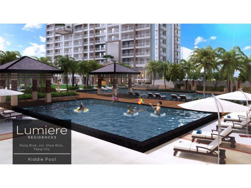 Condominium For Sale in Lumiere Residences, Pasig, Ncr