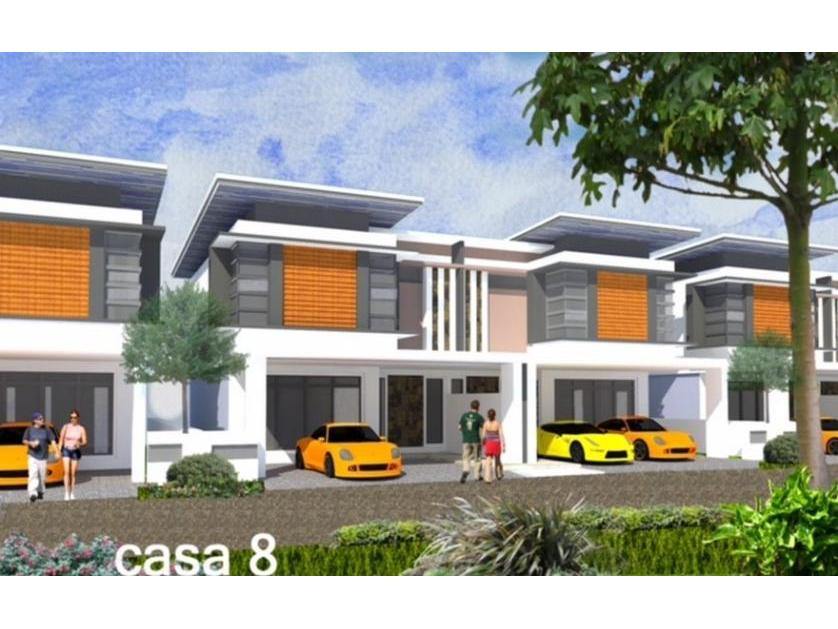 Casa 8 House and Lot For Sale in Banawa Cebu City