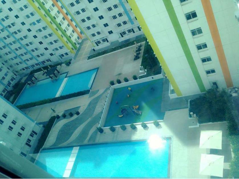 Condominium For Rent in South Triangle, South Triangle (timog), Metro Manila