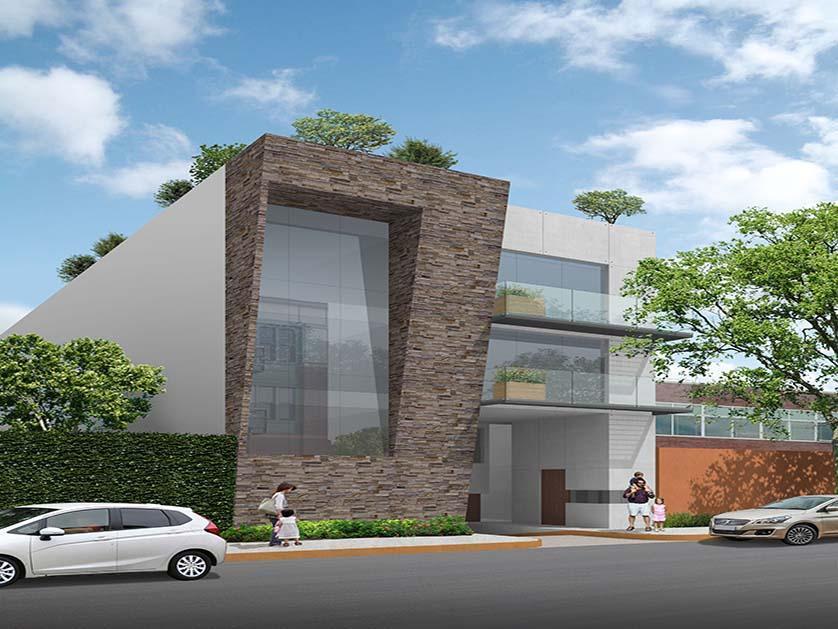 Desarrollo en Venta en Calle 27 No. 69, San Pedro De Los Pinos, Álvaro Obregón