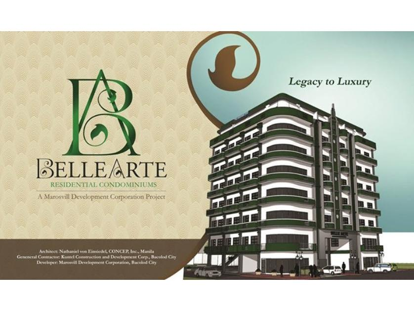 Condominium For sale in Galo Street Bacolod City, Negros, Bacolod City, Western Visayas (region 6)