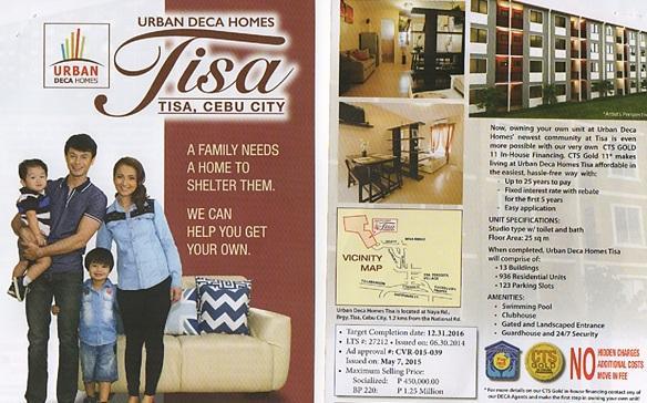 Condominium For sale in Tisa, Cebu City, Tisa, Cebu