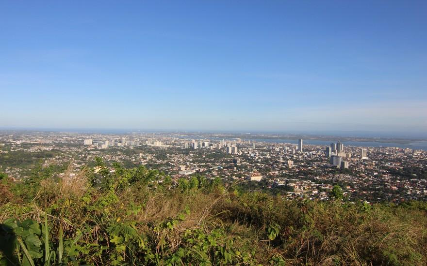 Super Overlooking Lot for Sale in Cebu City in Monterrzas de Cebu