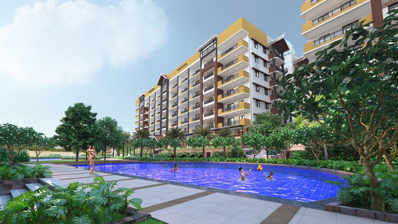 Condominium For sale in Address: Las Pinas Talaba Diversion Road, Brgy. Zapote 3, Bacoor, Cavite, Zapote, Cavite