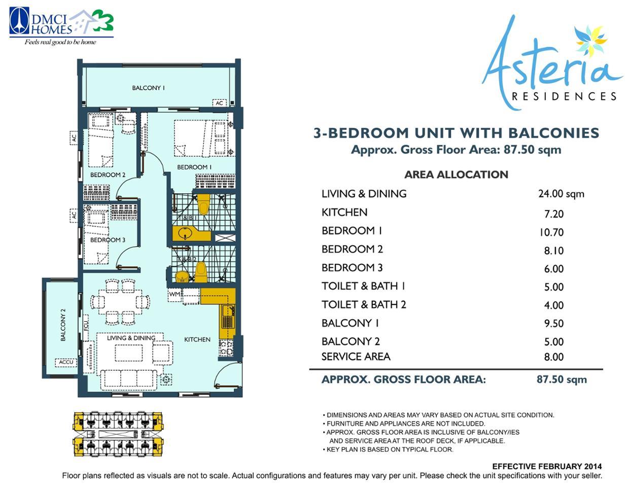 Condominium For sale in San Pedro Street , San Antonio Valley 2 Brgy San Isidro, Sucat, Paranaque City, Parañaque, Ncr