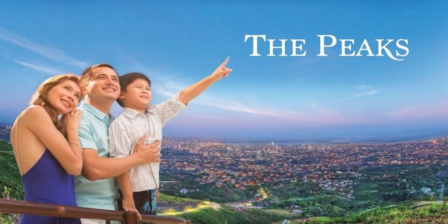 The Peaks at Monterrazas de Cebu Lot for Sale with 1,071 sqm
