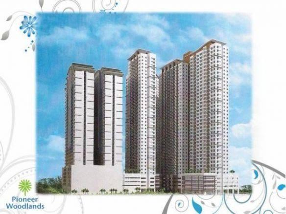 Condominium For Sale in Mrt-boni Avenue Station, Mandaluyong, Ncr