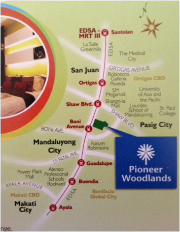 Condominium For Sale in Pioneer Street, Mandaluyong, Ncr