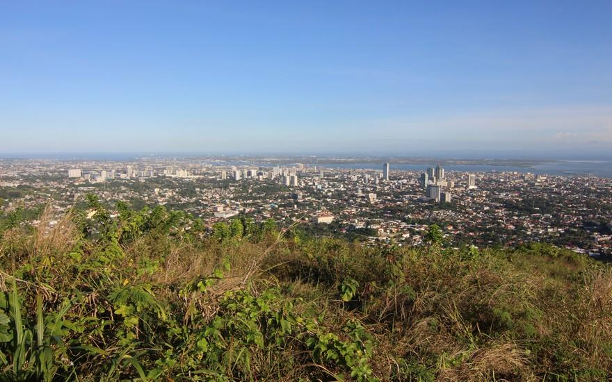Monterrazas de Cebu Overlooking Lot for Sale with 528 sqm