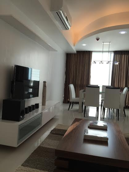 Condominium For Rent in 8 Forbestown Road, Bonifacio Global City, Metro Manila
