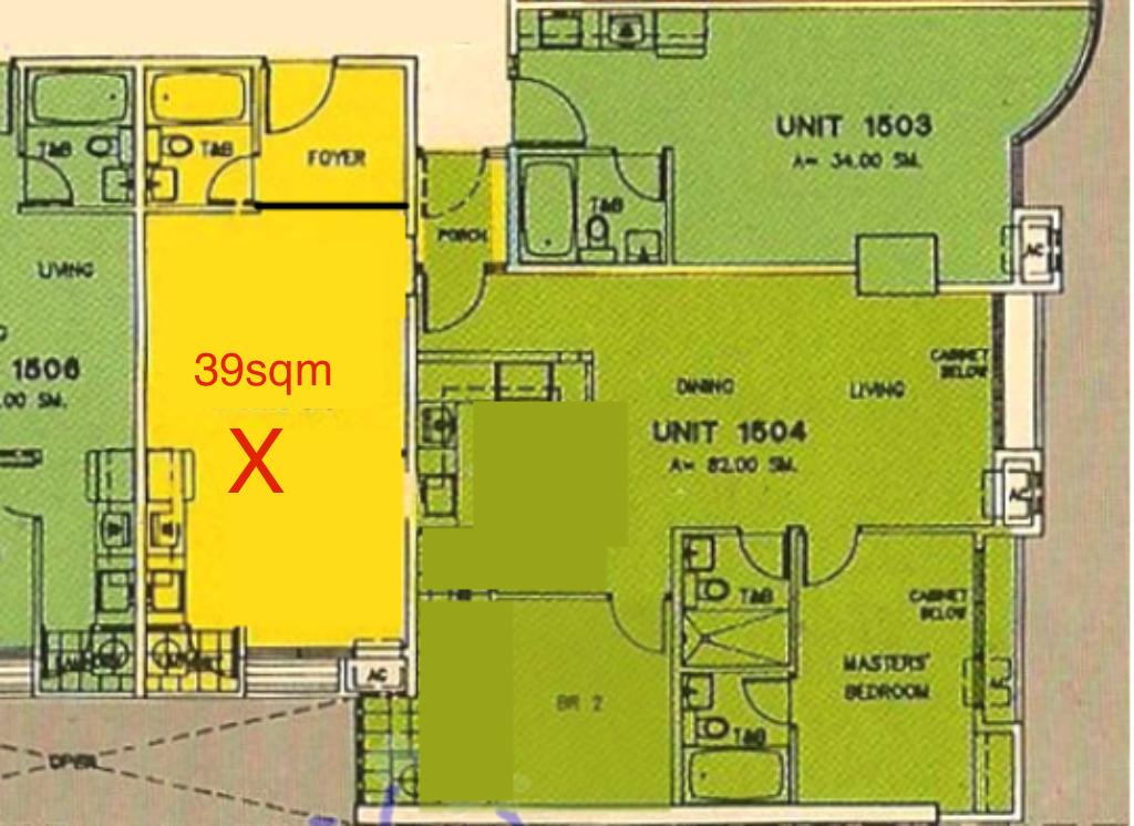 Condominium For Rent in 305 Katipunan Road, Loyola Heights, Metro Manila
